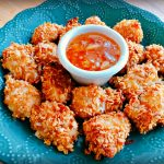 gluten-free coconut chicken nuggets