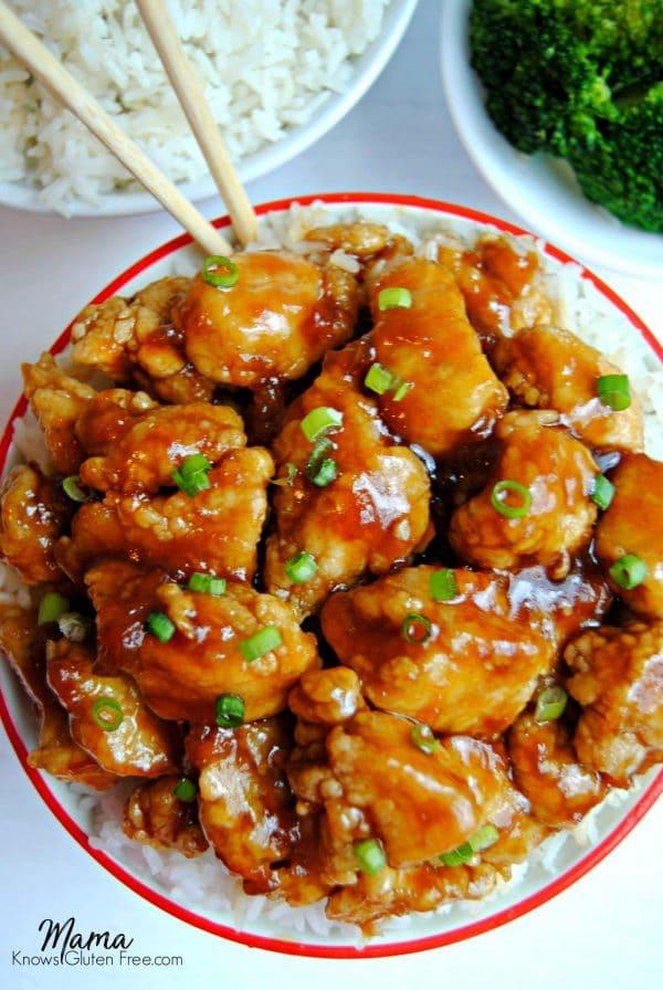 apricot chicken gluten-free | mamaknowsglutenfree.com