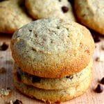 gluten-free banana bread cookies