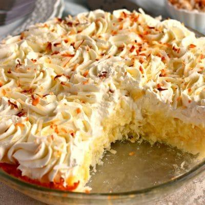 Gluten-Free Coconut Cream Pie
