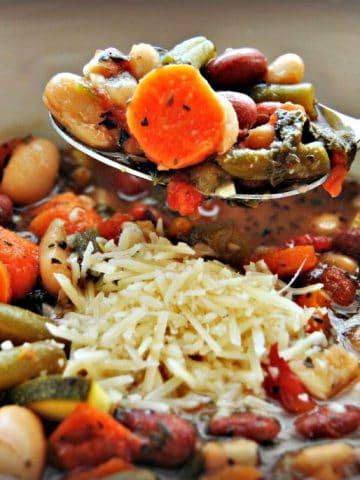gluten-free vegetable soup