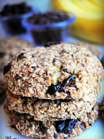 Gluten-Free Breakfast Cookies