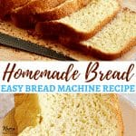 homemade gluten-free bread