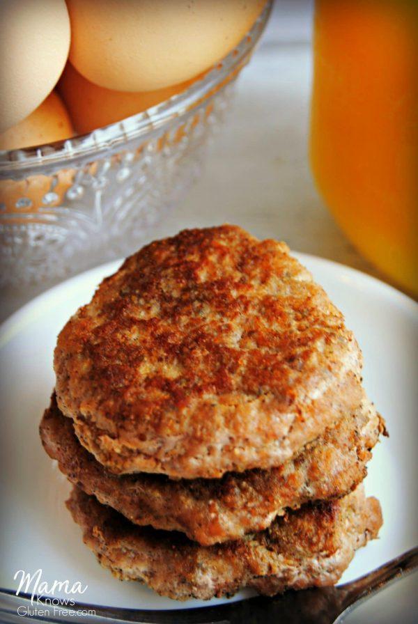 Homemade Turkey Sausage Patties {Gluten-Free, Paleo, AIP, Keto, Whole30}