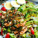 Grilled Chicken Chimichurri Sauce