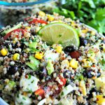 Gluten-Free Southwestern Quinoa Salad