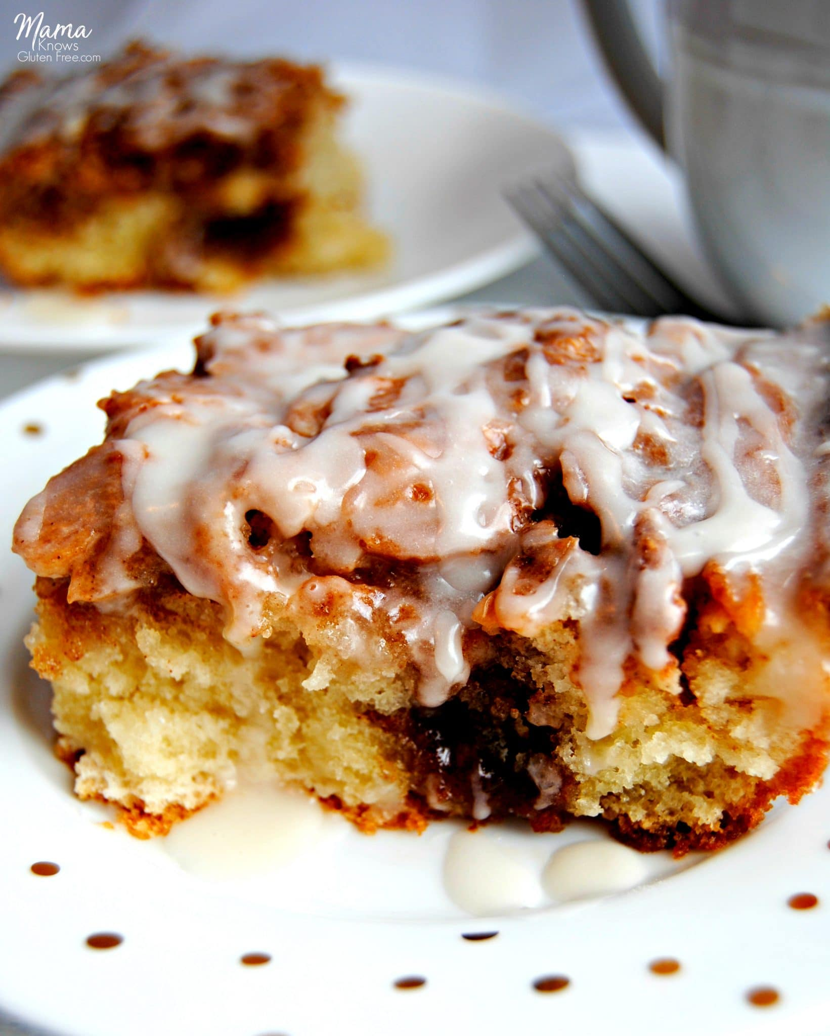Cinnamon Roll Cake Recipe Video