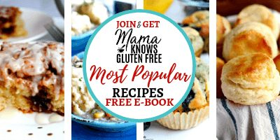 most popular recipes free e-book