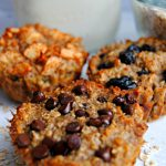 Baked Oatmeal Cups 3 Ways | www.mamaknowsglutenfree.com