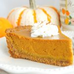 Easy Gluten-Free Pumpkin Pie