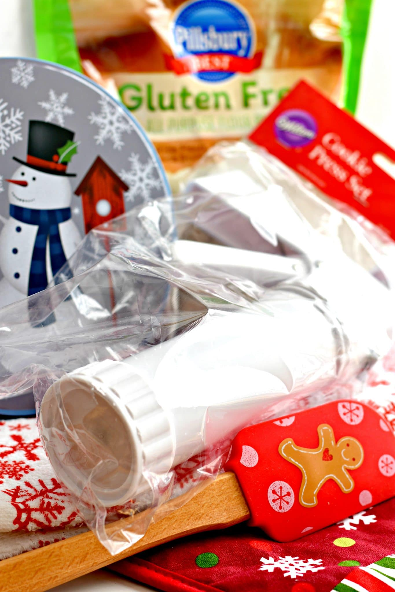 Gluten Free Holiday Baking Giveaway