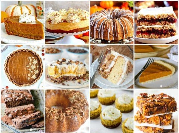 16 gluten-free Thanksgiving dessert recipes