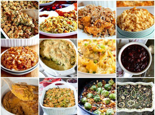 12 gluten-free Thanksgiving side dish recipes