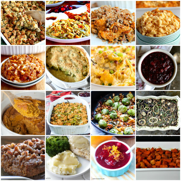 16 gluten-free Thanksgiving side dish recipes