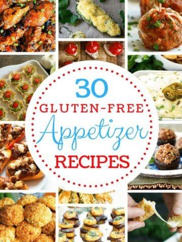 30 Gluten-Free Appetizer Recipe