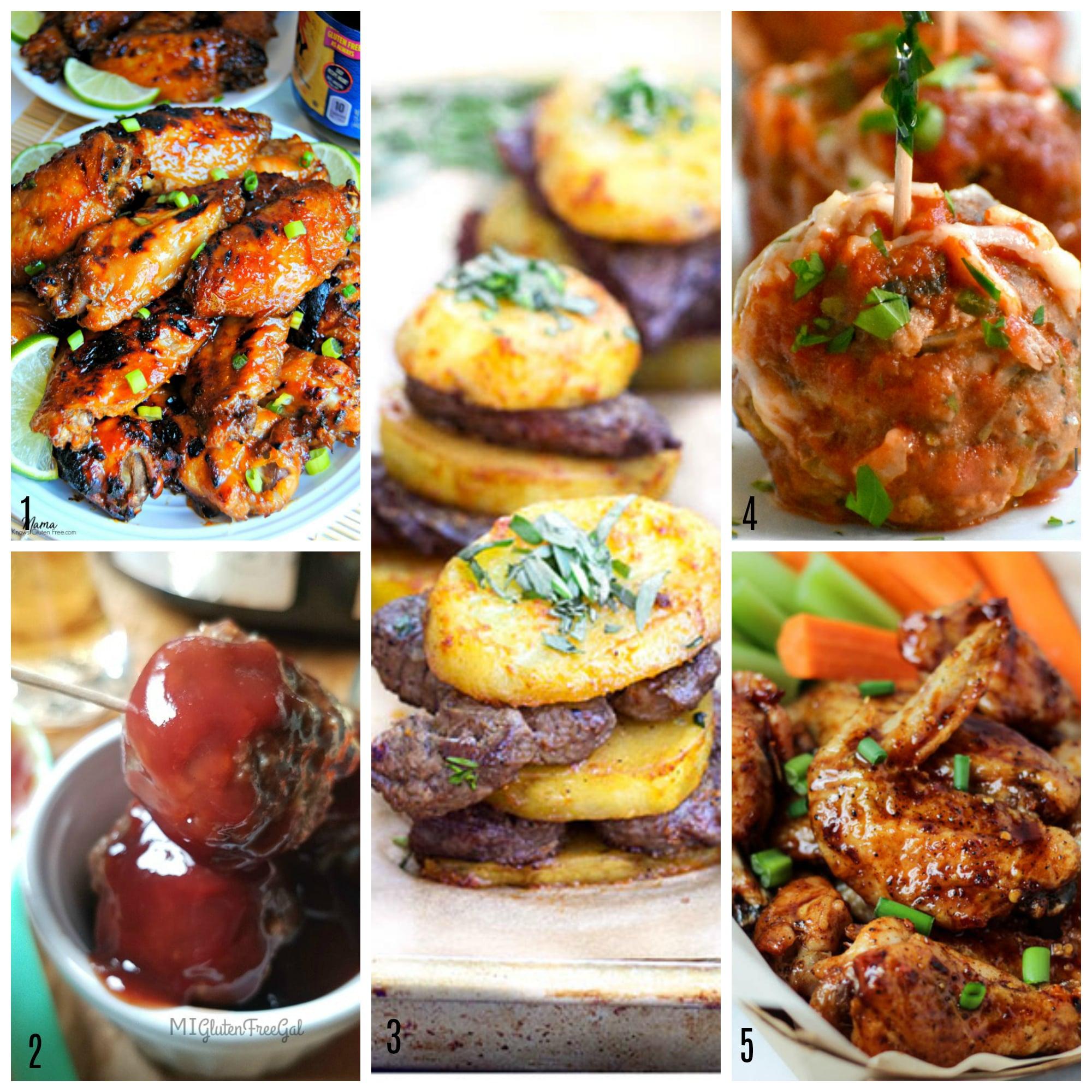 Gluten-Free Meat Appetizers