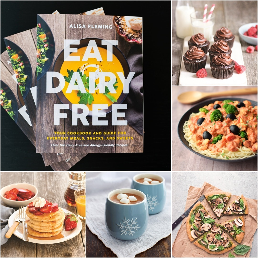 Eat Dairy Free Cookbook