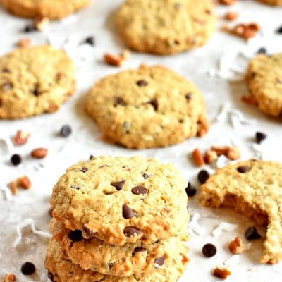 Mountain Cowgirl Cookies- Eat Dairy Free