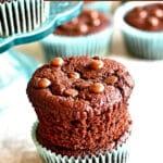 Paleo Chocolate Muffins Pinterst pin2