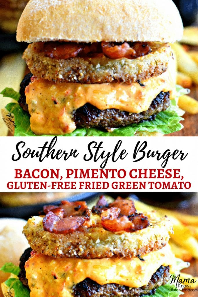 The Best Southern Style Burger