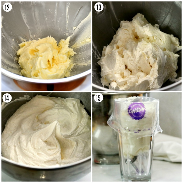 marshmallow buttercream frosting recipe steps