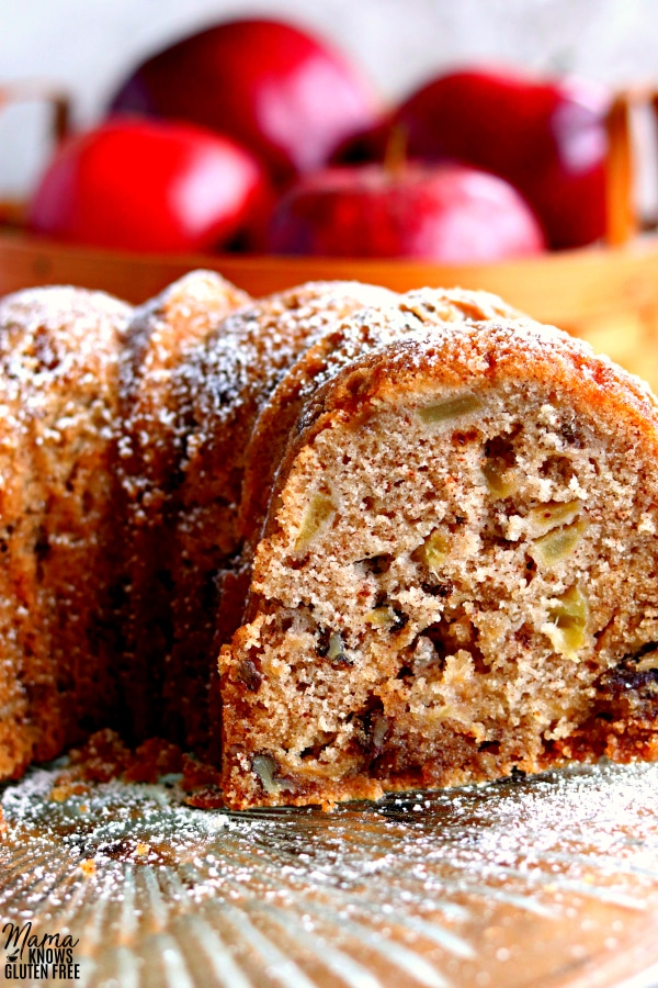 gluten-free-apple dapple-bundt cake