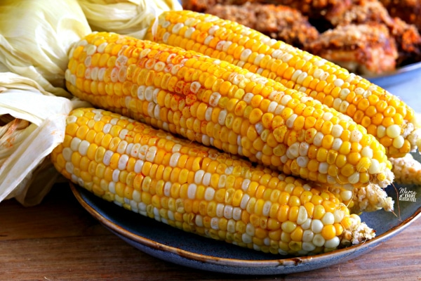 roasted corn side dish