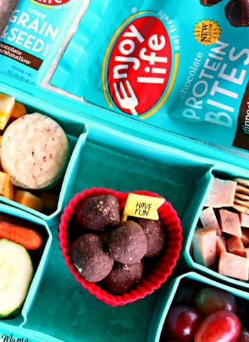 Enjoy Life Foods Back to School