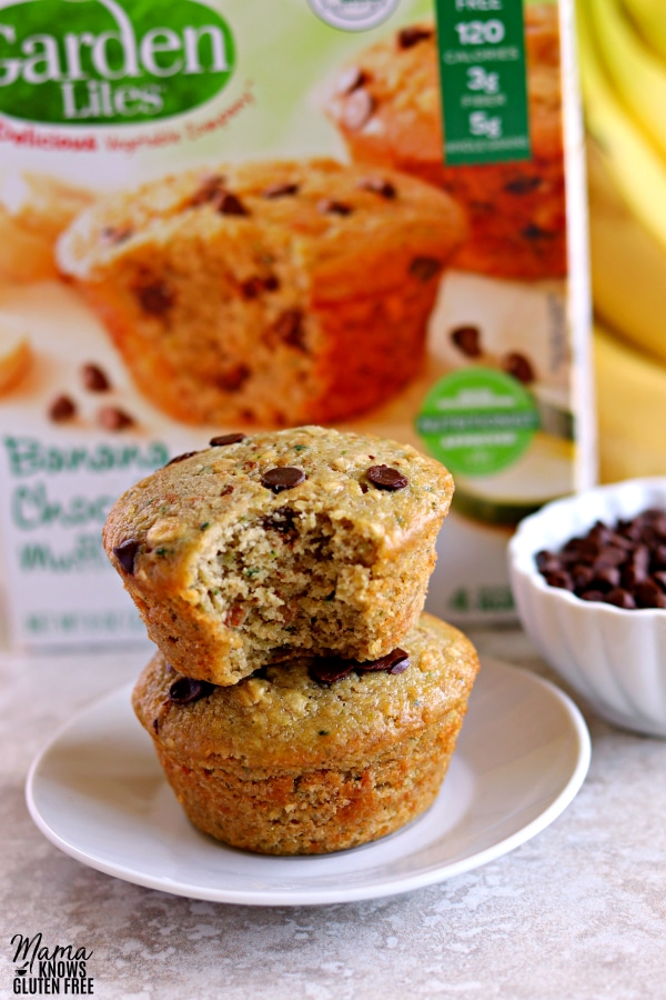 Garden Lites Chocolate Chip Muffins