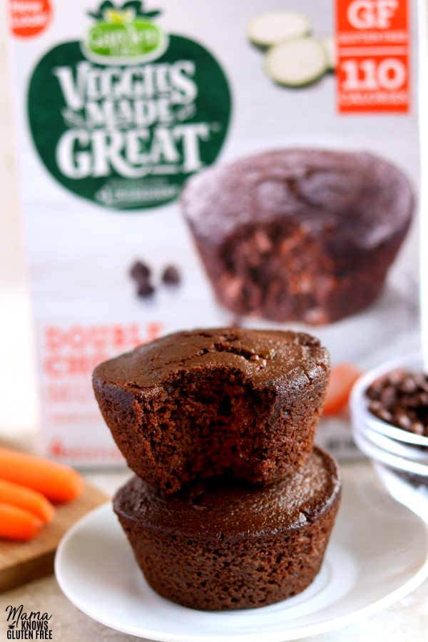 Garden Lites Double Chocolate Muffins