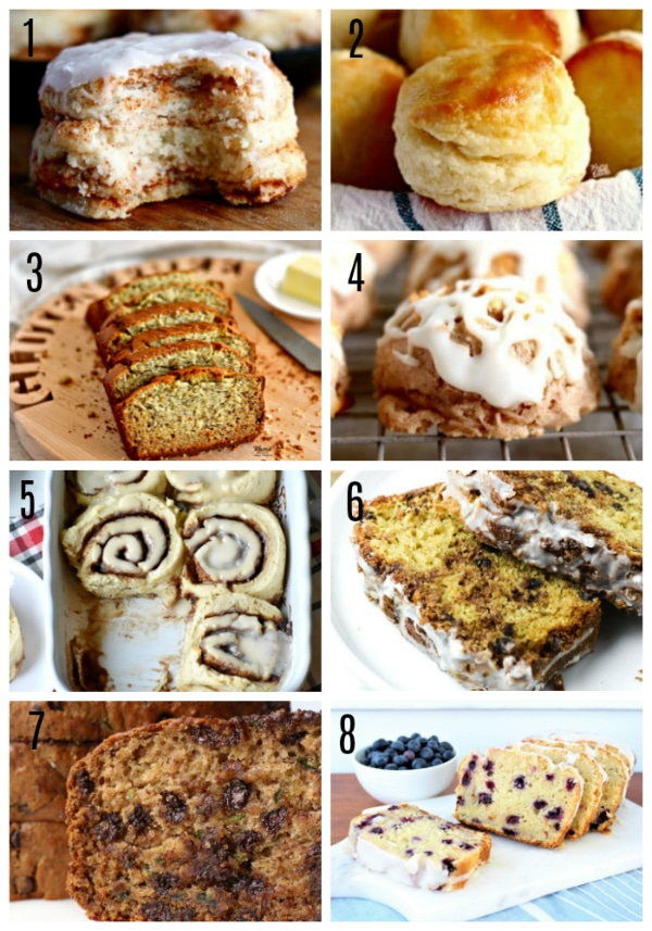gluten-free breakfast bread recipes