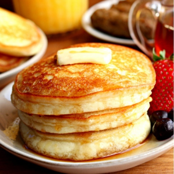 Easy Gluten-Free Pancakes {Dairy-Free & Vegan Option} - Mama Knows Gluten  Free