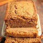 gluten-free zucchini bread Pinterest pin 1A
