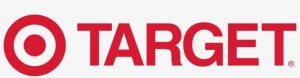 Target logo button