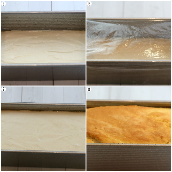 gluten-free bread recipe steps 4-8
